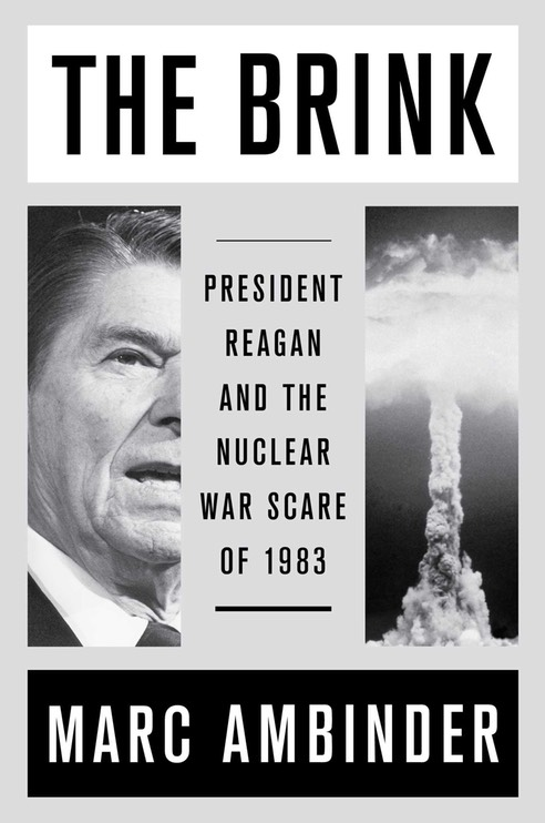 The Brink cover photo